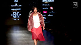 Tom Tailor Showcases at Amazon India Fashion Week Autumn Winter 2018