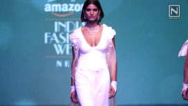 Wendell Rodricks Showcases at Amazon India Fashion Week Autumn Winter 2018