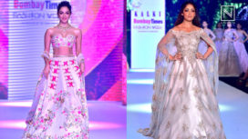 Designer and Their Showstopper - Yami Gautam and Kiara Advani