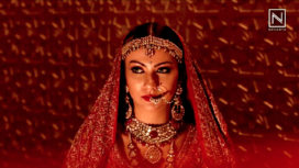 Bride and Beautiful - Wedding and Reception Look of the North Indian Bride
