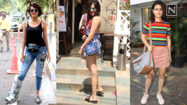Latest Street Style Outfits and Looks from Bollywood Celebrities