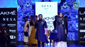 Saif Ali Khan Talks About Walking the Ramp and his Personal Style at Lakme Fashion Week SR18