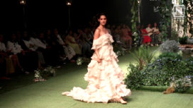 Disha Patani Talks About her Style and Walking the Ramp at Lakme Fashion Week SR18