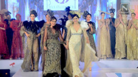 Pooja Chopra Turns Showstopper for Pria Kataaria Puri