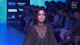 Priyanka Bose Shares her Fashion Hauls and Runway Experience from LFW SR18