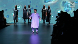 Tillotama Shome Shares Thoughts on Opening the Show at Lakme Fashion Week SR18