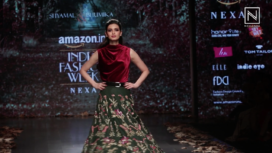 Diana Penty Talks About Her Personal Style and Thoughts on Walking the Ramp at AIFW AW18