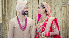 A Glimpse of Sonam Kapoor and Anand Ahuja's Big Fat Wedding