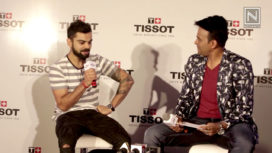 Virat Kohli Reveals About his Favourite Fashion and More