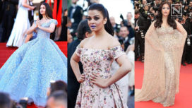 Top Aishwarya Rai Looks At the Red Carpet of Cannes Film Festival