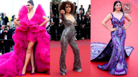 Bollywood Celebrities Ruling the Red Carpet at Cannes Film Festival 2018