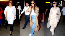 Celebrities and Their Best Airport Fashion