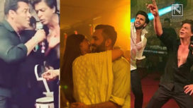 Interesting Dance Performances at Sonam Kapoor's Reception That We Loved