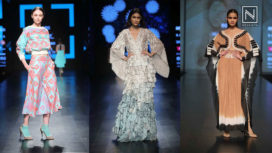 A Glimpse of the Exhibition at Amazon India Fashion Week Autumn Winter 2018