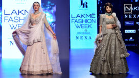 Designer and Their Showstopper - Sushmita Sen and Shilpa Shetty