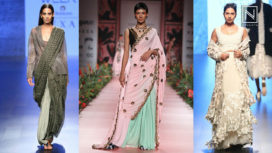 Indo Western - Hottest Trend to Steal from AIFW SS18 and LFW SR18