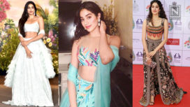 Top Five Desi Looks That Janhvi Kapoor Totally Rocked
