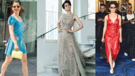 A Glimpse of Kangana Ranaut's High Fashion Outfits at Cannes Film Festival 2018