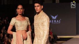 Label Meraj at Bangalore Times Fashion Week 2018