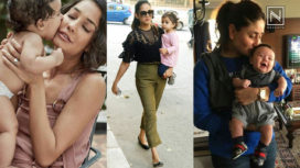 Bollywood's Stunningly Stylish Newly Turned Moms