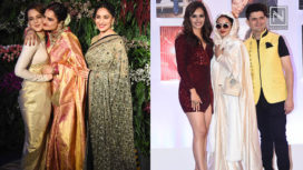 Rekha Showers her Love on our Favourite Bollywood Celebs
