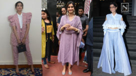 Sonam Kapoor Gives us New Fashion Goals at Veere Di Wedding Promotions