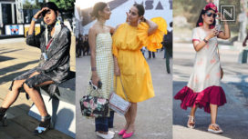 Best of Street Style from Amazon India Fashion Week Autumn Winter 2018
