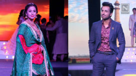 Urmila Matondkar and Sonu Sood Walk the Ramp at the Launch of a Fashion Studio