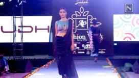 Vidyasagar Showcases at Andhra Pradesh Fashion Week 2018