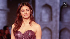 Kriti Kharbanda Talks About her Personal Style Statement and More at BGTFW 18