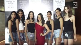 Six Models Qualify for the Lakme Fashion Week Winter Festive 2018 Model Auditions in Mumbai