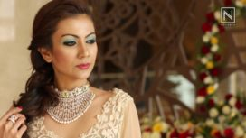 Bride and Beautiful- Reception Look for the North Indian Bride