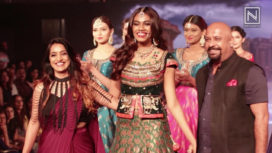 Apeksha Porwal Talks About Walking the Ramp and Her Favourite Fashion Pieces
