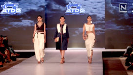 Apparel Training & Design Centre Showcases at Bangalore Times Fashion Week 2018