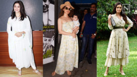 Bollywood Celebrities Spotted in Their Fashion Forward Looks