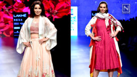 Designers and Their Showstoppers - Tisca Chopra and Sarah Todd