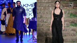 Designers and Their Showstoppers - Kareena Kapoor Khan and Saif Ali Khan