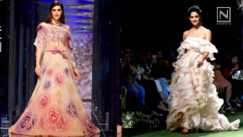 Designers and Their Showstoppers - Disha Patani and Kriti Sanon