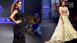 Designers and Their Showstoppers - Malaika Arora and Karisma Kapoor