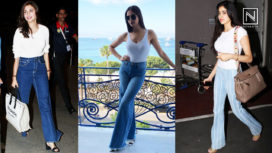 Flared Jeans are the New It Thing for Our Bollywood Celebrities
