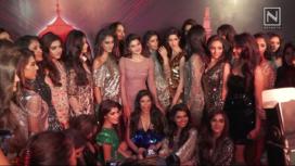 Jacqueline Fernandez Unveils Miss India 2018 Finalists