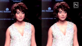 Sayani Gupta Talks About her Personal Style and Walking on the Ramp at LFW SR18
