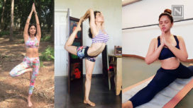 Celebrating International Yoga Day 2018 with Celebrities Who Swear by Yoga