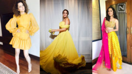 The Blooming Yellows and Bollywood Celebrities Sporting Them