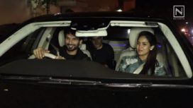 Bollywood Celebs Watch Dhadak Screening with Janhvi and Ishaan