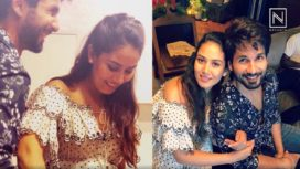 Mira Kapoor Looks Adorable at her Baby Shower and Shahid Had all Eyes on Her