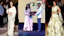 Bollywood Celebrities Mark Attendance at the 68th Edition of Navbharat Times Utsav