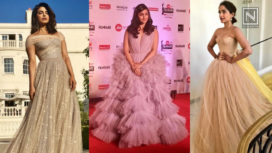 Bollywood Celebrities Sporting the Precious and Tasteful Tulles