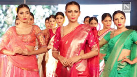 Jayanthi Ballal Showcases Latest Collection at Zingbi Fall Fashion 2018