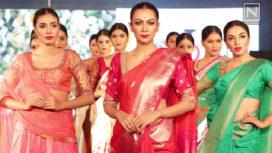 Jayanthi Ballal Showcases Latest Collection at Zingbi Fall Fashion 2018